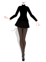 {Mmd|Pmx} TDA Outfit ~[CLOSED]