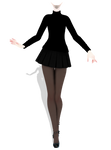 {Mmd|Pmx} TDA Outfit DL ~