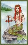 Lady of the Lake Mermaid