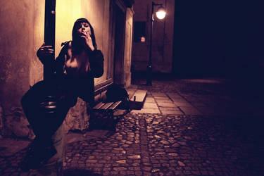 Weird midnights II by ValentineSin