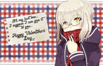 Valentine's Day with Mysterious Heroine X Alter