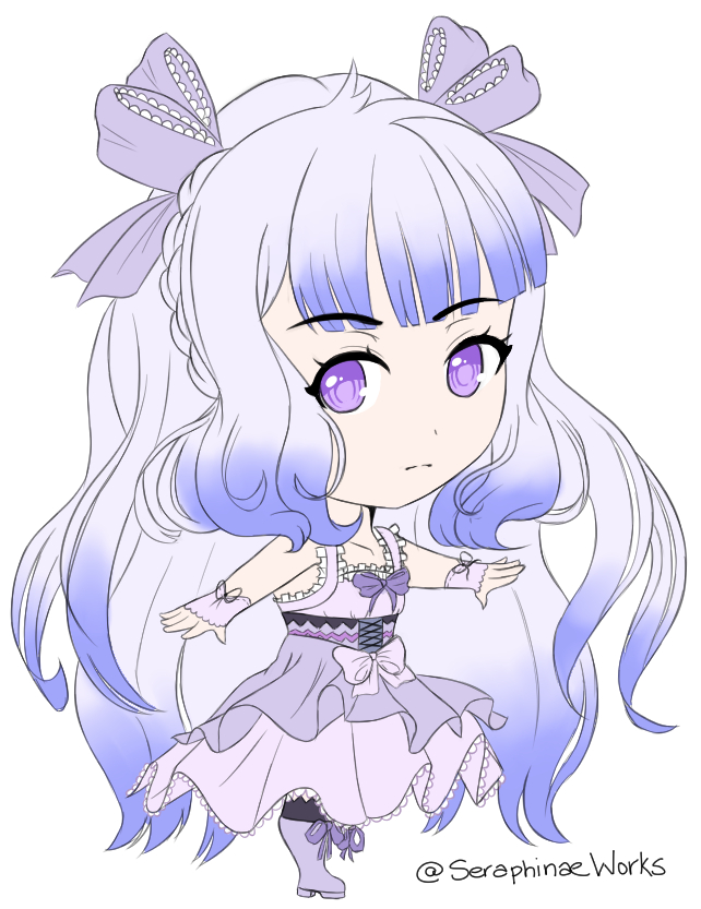 Lavender by Seraphinae
