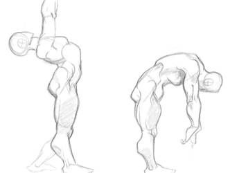 Bending of the Body x Test Submission