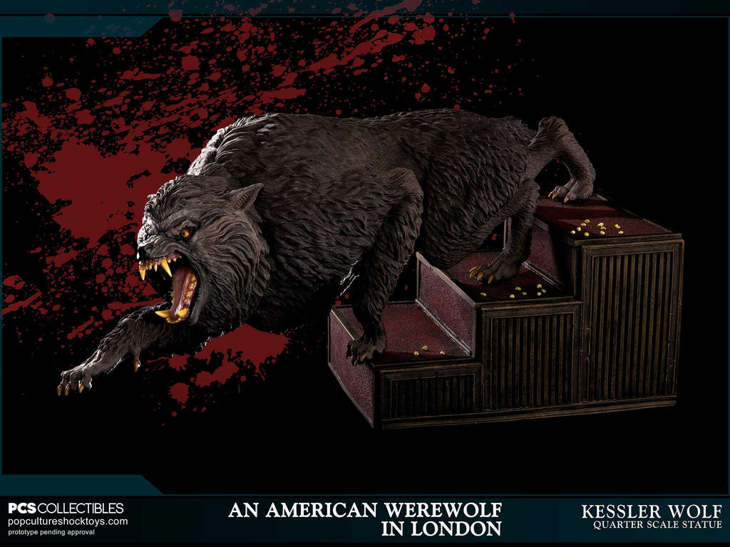 American Werewolf In London By Fritofrito On Deviantart