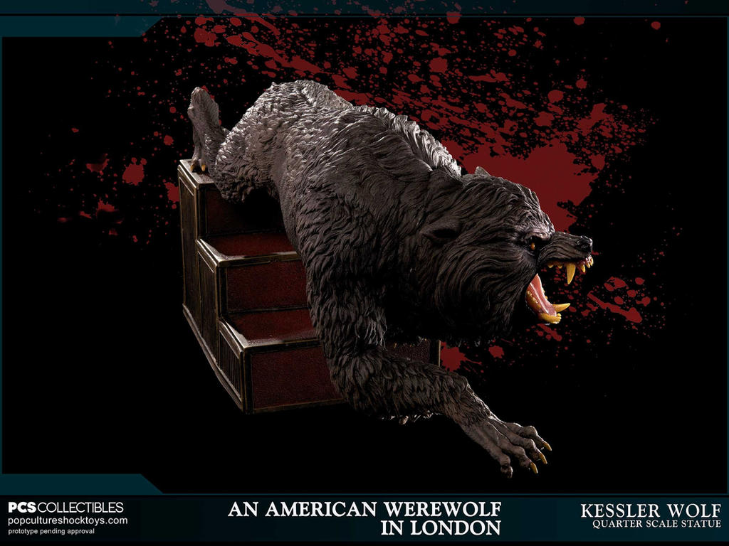 An American Werewolf In London By Fritofrito On Deviantart