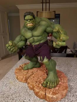 Custom Hulk Paint