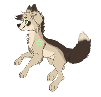 Canine adoptable + ART *Closed* by SmallNoodle