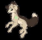 Canine adoptable + ART *Closed*