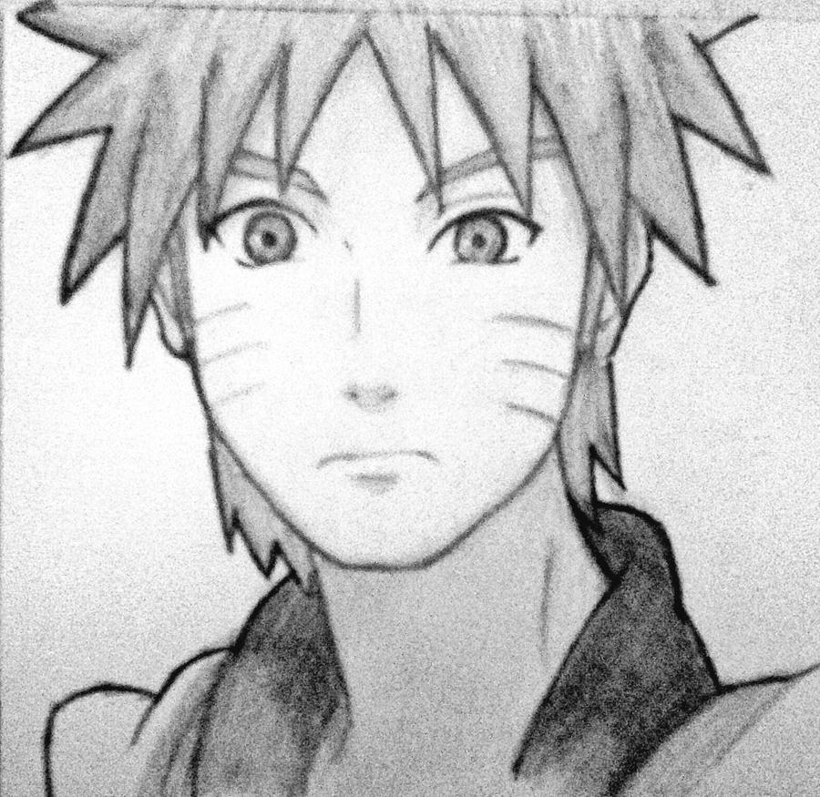 Naruto Uzumaki by xxsashkaxx