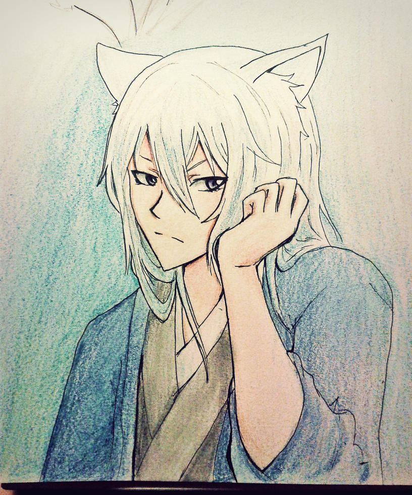 Tomoe by xxsashkaxx