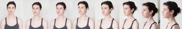 Head Turnaround - Front to Side