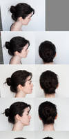 Head Turnaround - Top to Bottom Profile