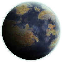 Planet made from tutorial by RobynRose