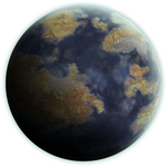 Planet made from tutorial
