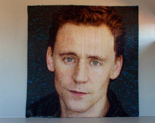 Tom Hiddleston Quilt