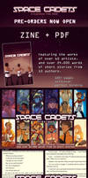 Space Cadets: A Voltron Charity Zine