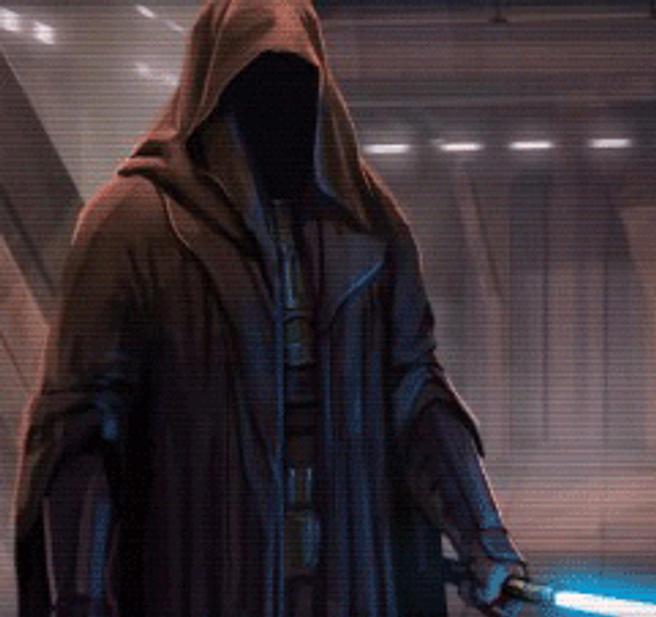 Darth Revan the Reborn Jedi by Bl4ckDr4ke