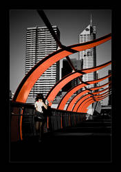 Melbourne Red by GVA