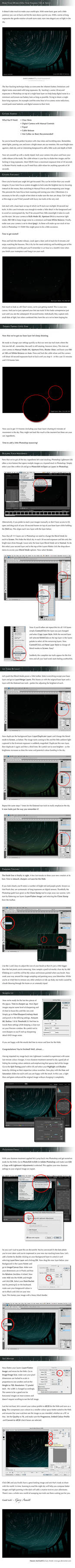 Star Trails Tutorial