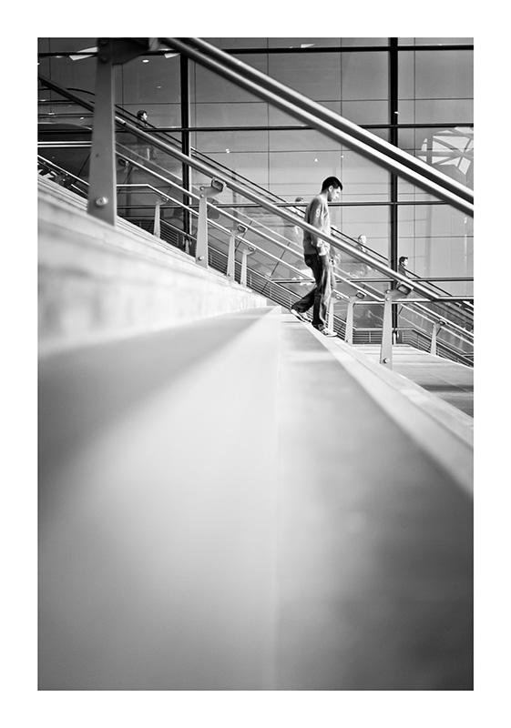 Walk The Line by GVA
