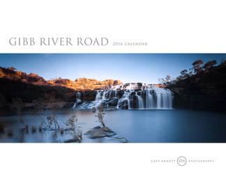 Gibb River Road Calendar   2016 by GVA