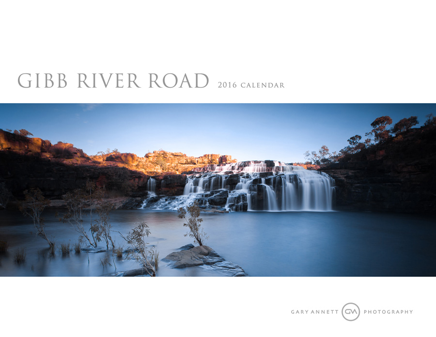 Gibb River Road Calendar | 2016 by GVA