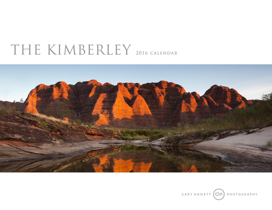 APT Kimberley Calendar | 15 Day Tour | 2016 by GVA