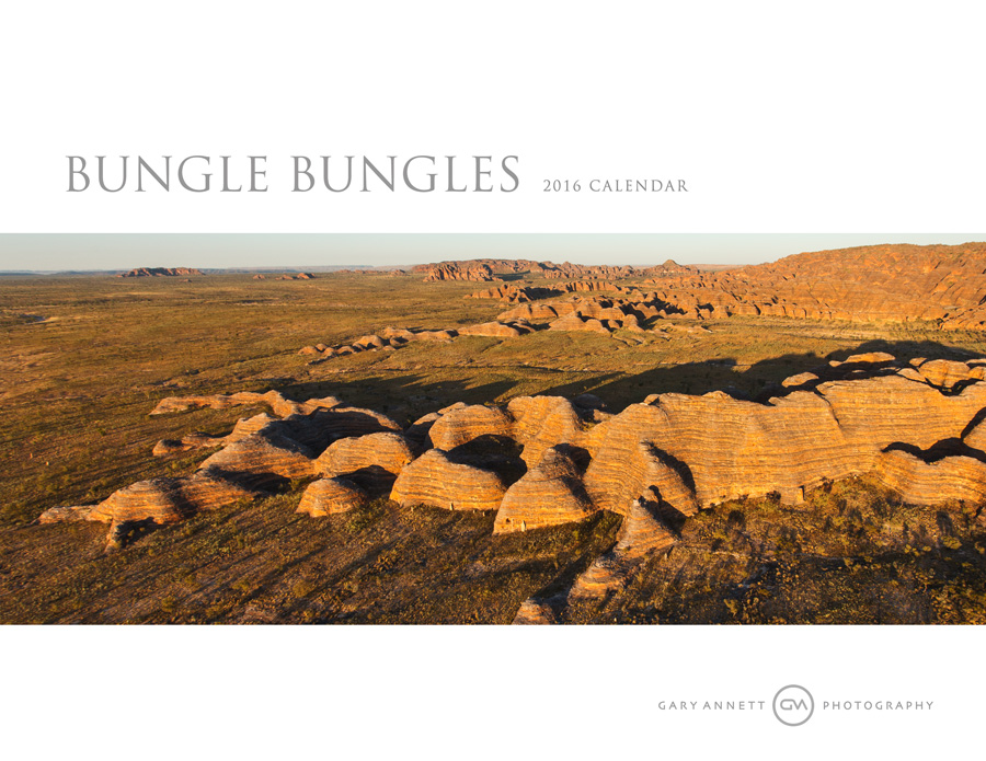 Bungle Bungles Calendar | 2016 by GVA