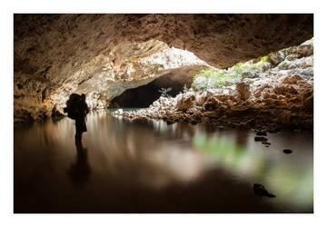 Tunnel Creek II by GVA