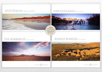 2016 Calendars by GVA