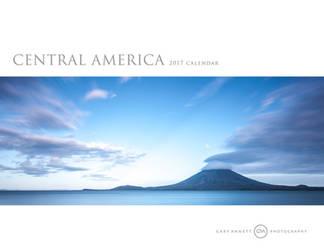 Central America   2017 Calendar by GVA