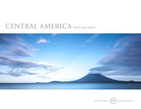 Central America | 2017 Calendar