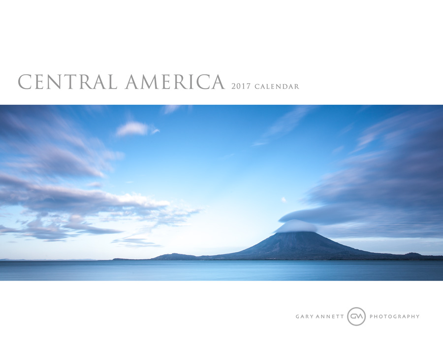 Central America | 2017 Calendar by GVA