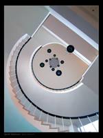 Spiral Staircase by GVA