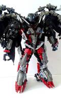 Lord Icarax - Makuta of War - Bionicle MOC