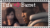 Tifa x Barret Stamp by Shortified