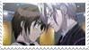 MurakixTsuzuki stamp by Shortified