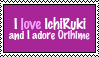 IchiRuki Stamp by Shortified