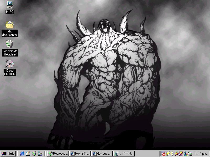 Gorgo's Wallpaper by MadTincho