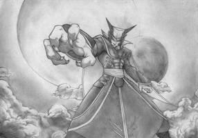 Chrono Cross Lynx by MadTincho