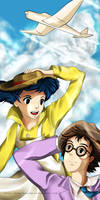 The Wind Rises by nilec88