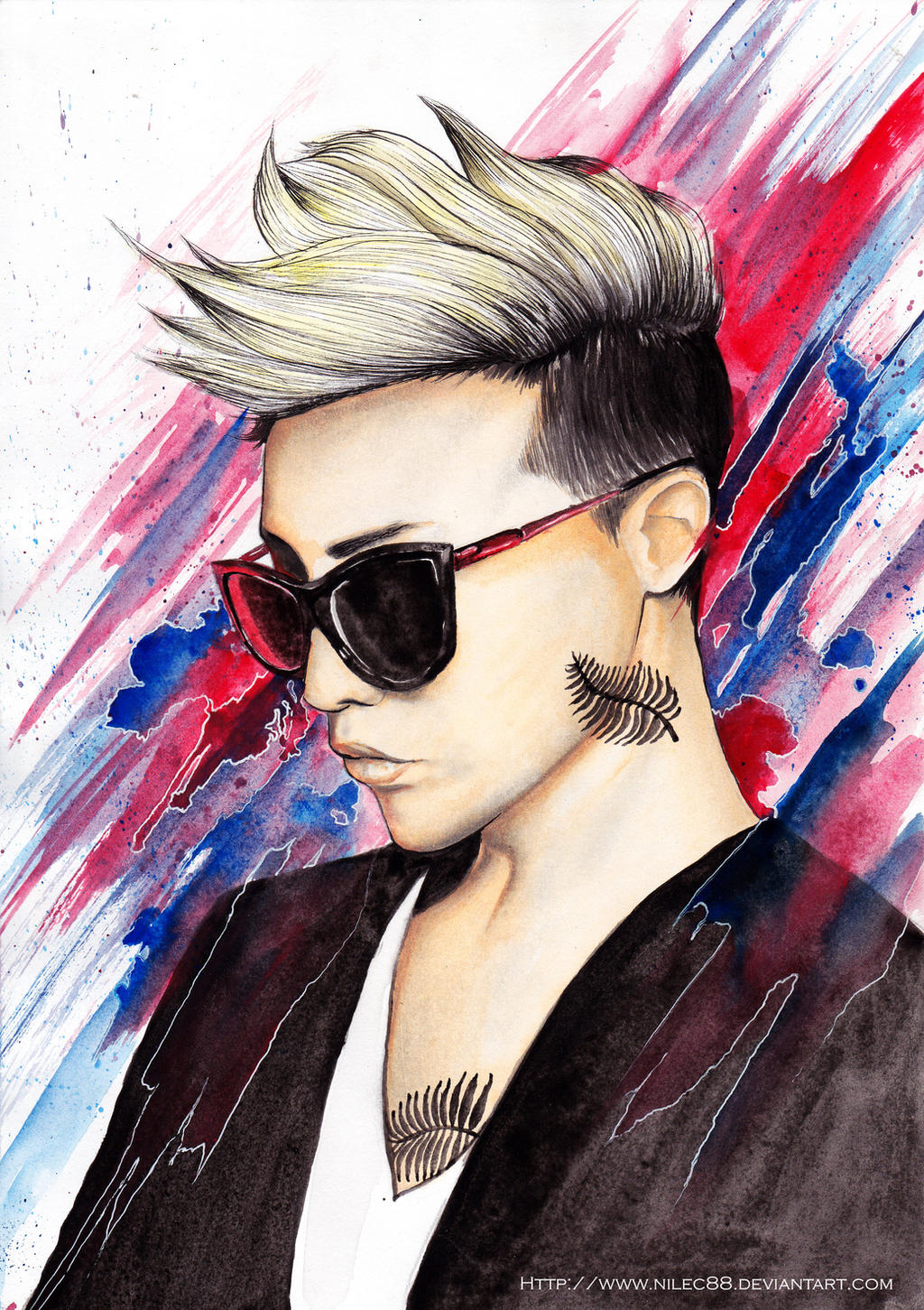G Dragon by nilec88
