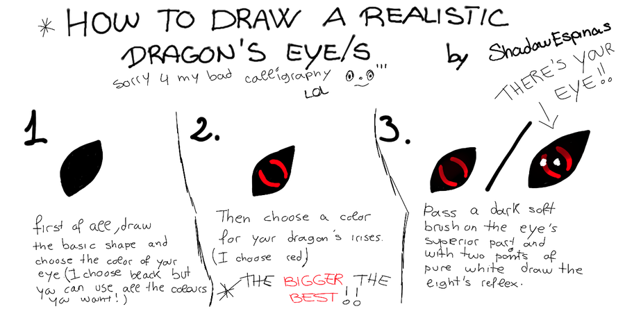 how to draw the cragens