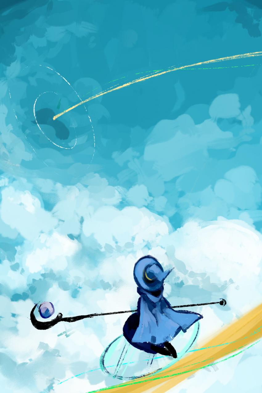 Fly by letrangechat