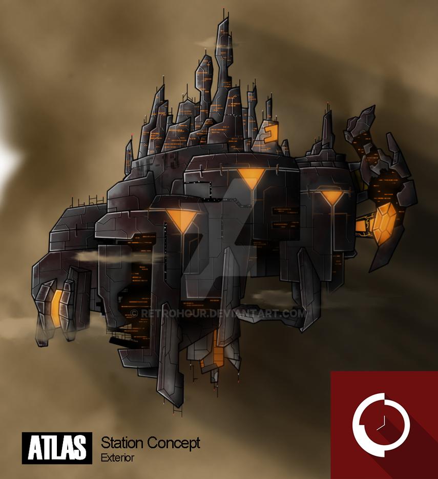Venus Station Concept