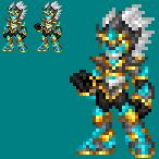 Cyber Knight_Byakuye by axem-slayer-345
