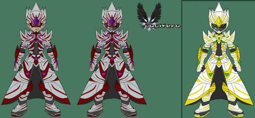 Man's Nightmare, Lucifero by axem-slayer-345