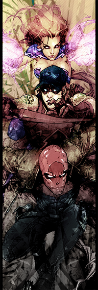 Red Hood and the Outlaws by Jantsu18