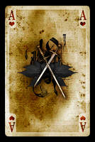 Ace of Hearts by CreativeBox
