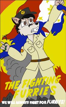 Philippine propaganda poster (reboot)